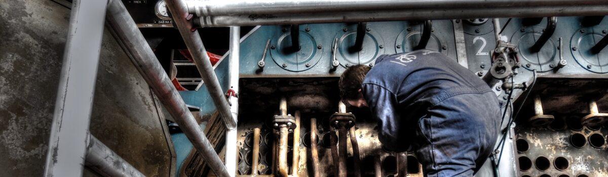 Правила организации технического обслуживания и ремонта оборудования